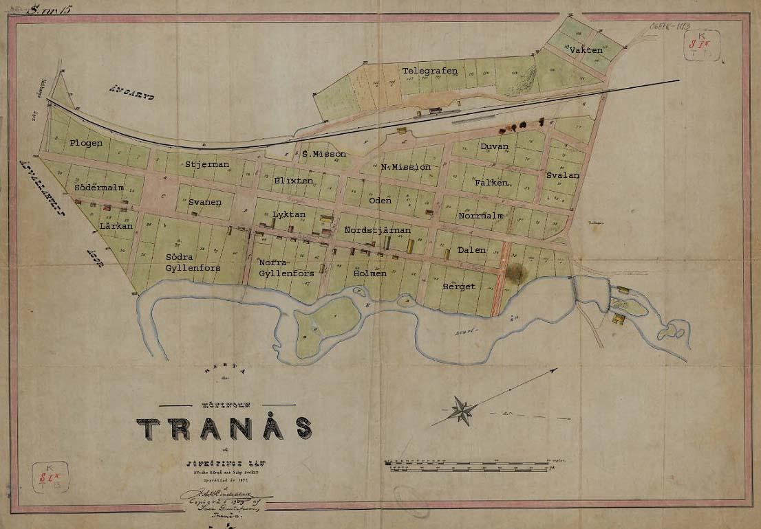 tranåsköping 1878_kvarter